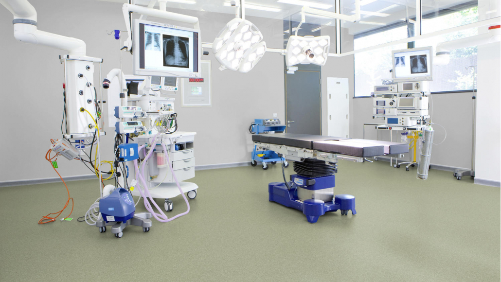 Cleanrooms ESD