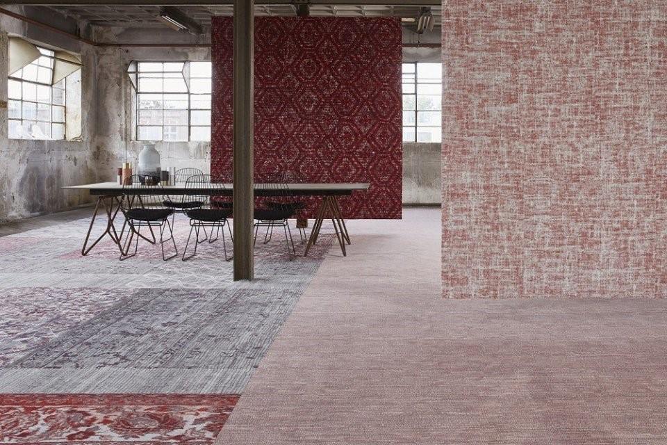 tapijt op rol